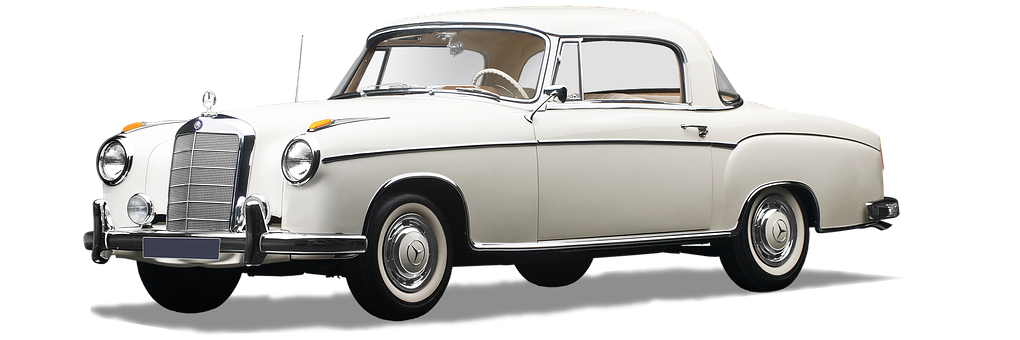 Mercedes Benz, 220 S, Coupe, Isolated, 50 Years, Autos