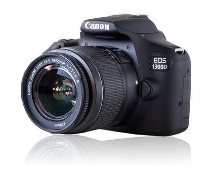 Canon, Camera, Lens, Photography, Isolated, Digital