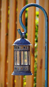 Lantern, Garden Decoration, Lamp, Garden, Lighting