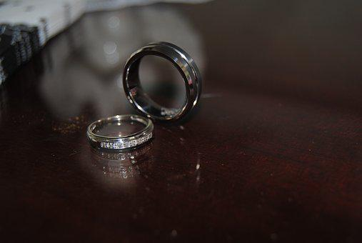 Wedding, Ring, Love, Marriage, Couple, Marry, Romantic
