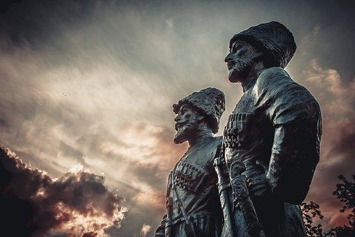 Krasnodar, Monument, Soldier, History, Memory