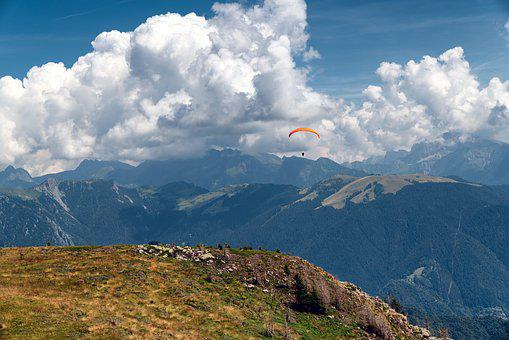 Mountain, Landscape, Travel, Sky, Outdoors, Nature