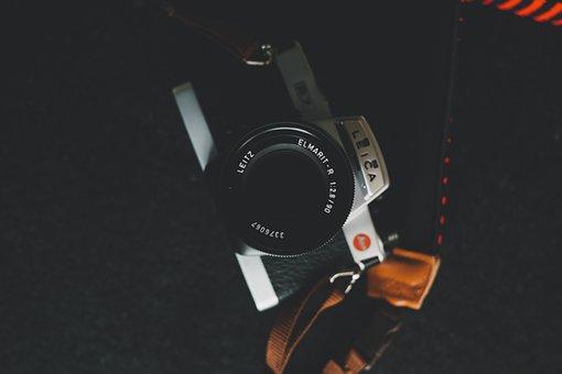 Leica, Camera, Photography, Film, Retro, Photo Camera