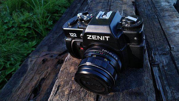 Zenith, Without Filter, Camera, Lens, Photo