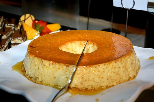 Pudding, Candy, Dessert, Sugar, Calories