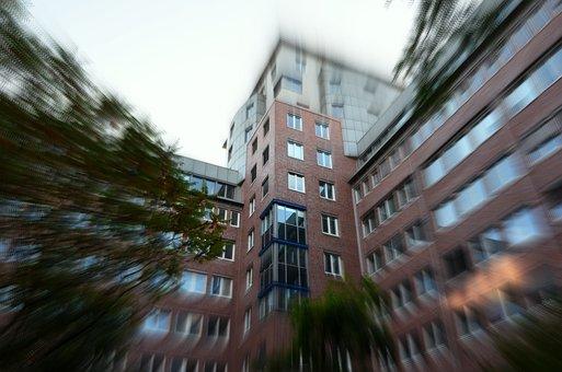 Rothenburgsort, Building, Office Building, Facade