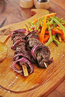Steak, Lamb, Cooking, Healthy, Restaurant, Beef, Red