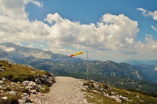 Dachstein, Austria, Alps, Alpine, Top, Summer