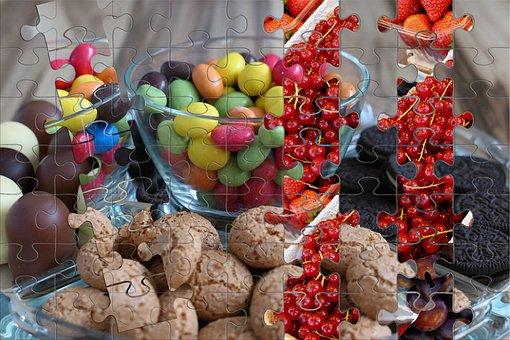 Sweet Or Fruit, Fruit, Sweet, Chocolate, Sweetness