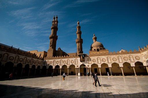 Egypt, Country, University Al-azhar, Scholars