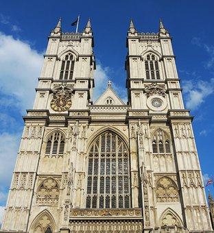 British, Architecture, Art, Church, Abbey, Westminster