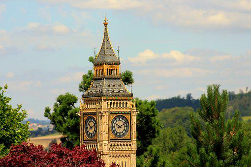Tower, Architecture, Clock, Building, Clock Tower