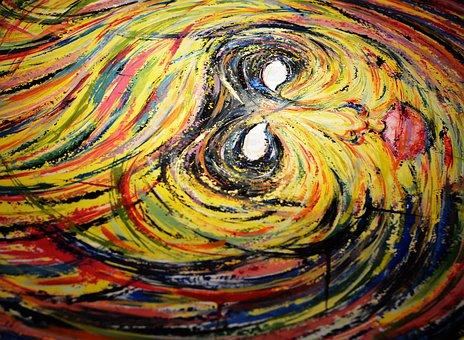 Frame, Painting, Art, Colors, Tintya, Jardel, Ribeiro