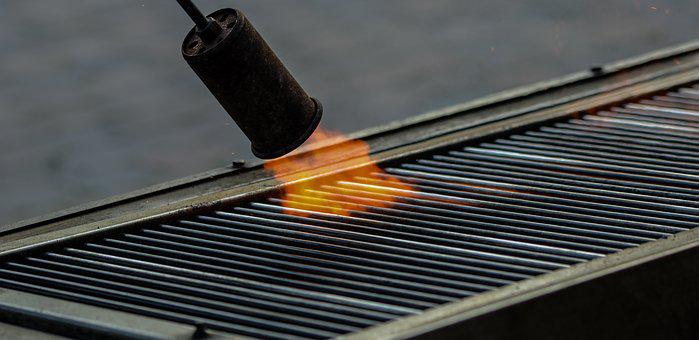 Flame, Grill, Barbecue, Hot, Fire, Mood, Burn