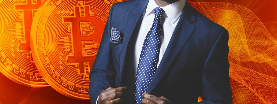 Bitcoin, Business, Cryptocurrency, Blockchain