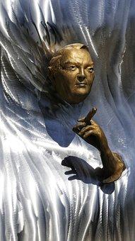 Art, Fountain, Sculpture, Statue, Monument