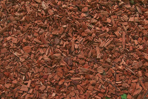 Wood Chips, Chopped, Flooring, Grit, Fuel, Background