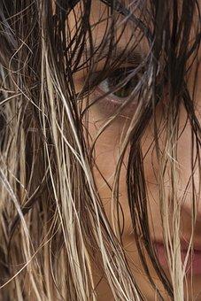 Portrait, Overview, Hair, Eye, Fiction, Detail, Art