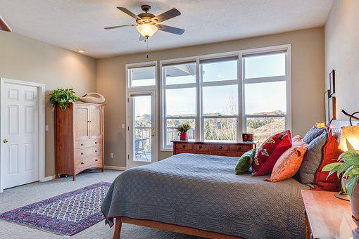 Home, Decor, Real Estate, Bedroom, Interior Design