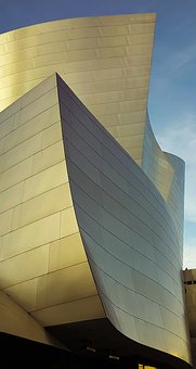 Los Angeles, Walt Disney Concert Hall, Frank Gehry