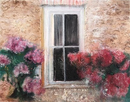 Painting, Acrylic, Art, Structure, Color, Image, Paint