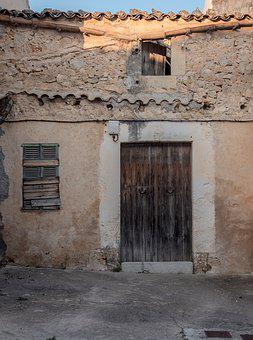 People, House, Old, Peace, Peaceful, Architecture