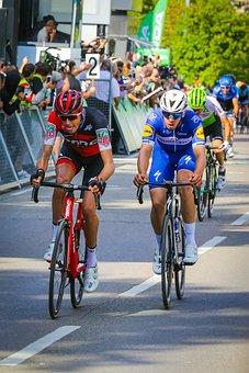 Cycling Races, Road Bike, Cycling, Bike, Sport, Finish
