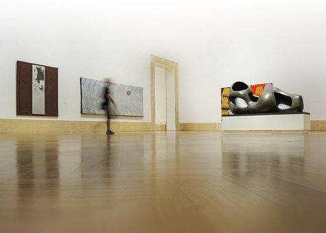 Rome, Modern, Art, Italy, Museum, Sculpture, Exhibition