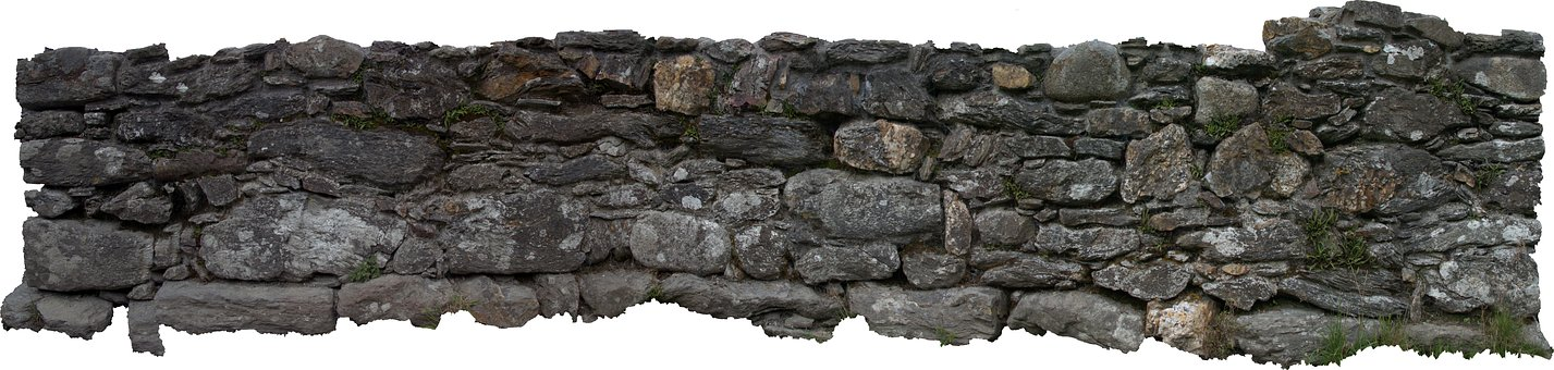 Stone Wall, Stone, Middle Ages, Old, Stones