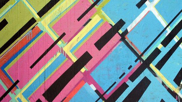 Street Art, Graffiti, Wall, Mural, Paint, Spray Paint