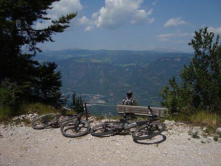 Alpine, Bike Ride, Mountain Bike, Bicycle Tour, Wheel