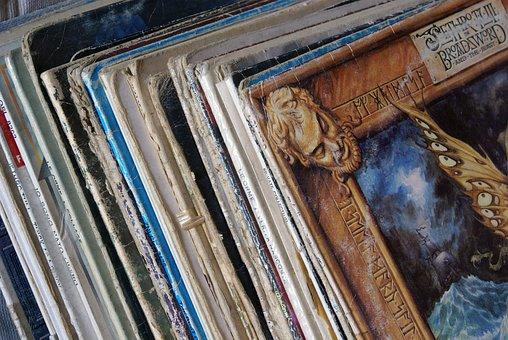 Cover, Album, Discs Vinyl, Music, Vinyl, Retro, Vintage