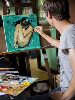 Art, Artist, Visualization, Artistry, Artists, Painting