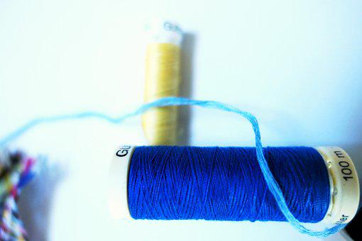 Yarn, Thread, Sew, Craft, Bobbin, Hand Labor