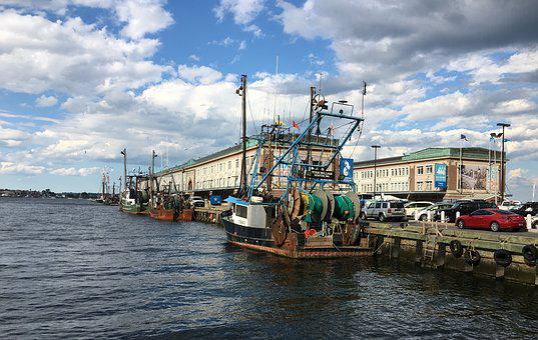 Boston, Harbor, Water, Massachusetts, Travel