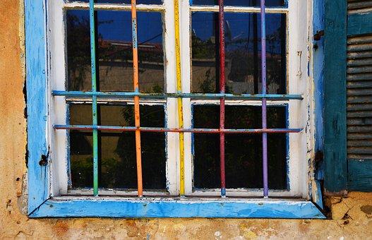 Old, Decay, Abandoned, Broken, Building, Ruin, Rust