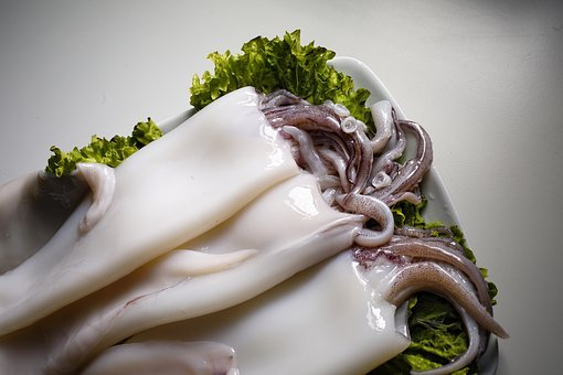 Food, Squid, High Kitchen, Rico, Top Chef, Chef