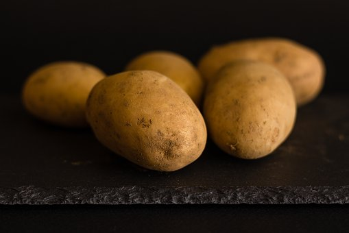 Potato, Potatoes, Vegetable, Food, Cook, Fresh, Raw