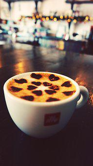 Coffee, Capuccino, Coffee Shop, Cafe, Cup, Drink, Mug