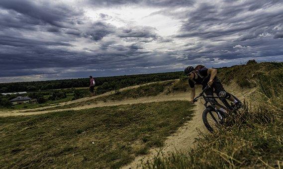 Sports, Bike, Speed, Cycling, Man, Adventure