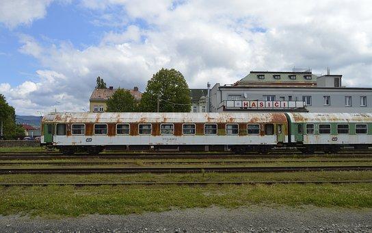 Liberec, Czech Republic, Train, Czech