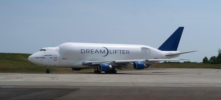 Dreamlifter, Boeing, Aviation, Dream Lifter, Dreamliner