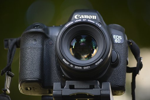 Canon, Camera, Eos, Photo, Digital, Zoom, Lens, Slr