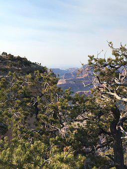 Grand Canyon, Fall, Arizona, Scenery