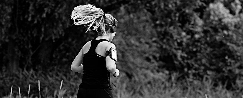 Person, Woman, Running, Runner, Health, Fitness