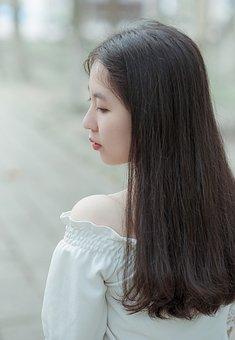 Portrait, Beautiful, Girl, Woman, Face, Young, Model