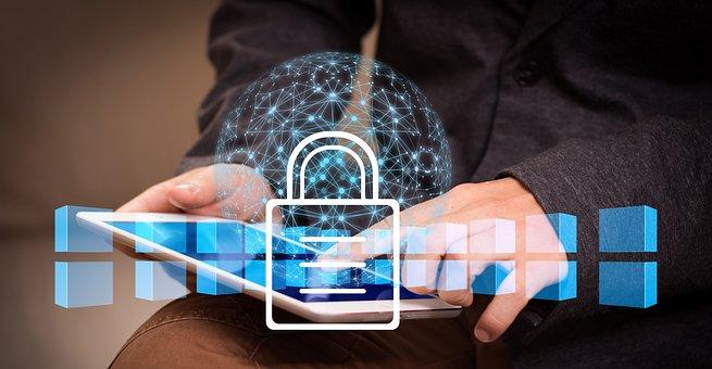 Internet, Cyber, Network, Finger, Touch Screen