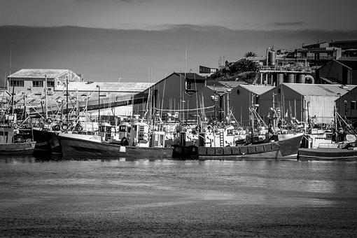 Harbour, Harbor, Bay, Boat, Coast, Coastline, Port