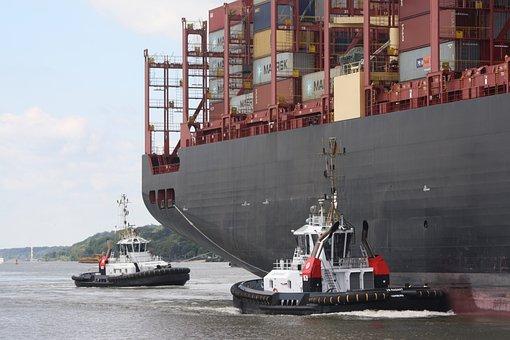 Hamburg, Hamburgensien, Port Motifs