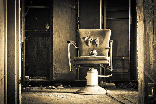 Lost Places, Chair, Old, Pforphoto, Dilapidated, Shabby